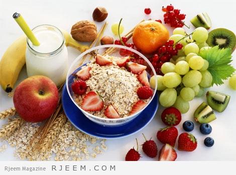 Photo of النظام الغذائي الصحي للوقاية من الامساك