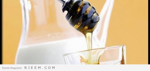 Photo of فوائد شرب الحليب مع العسل