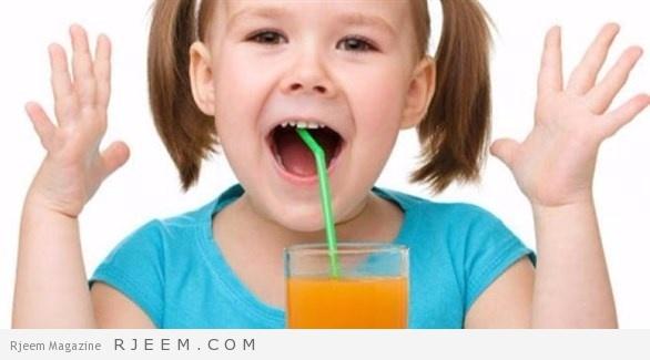 Photo of عصير الفواكه قد يُصيب طفلك بالإسهال