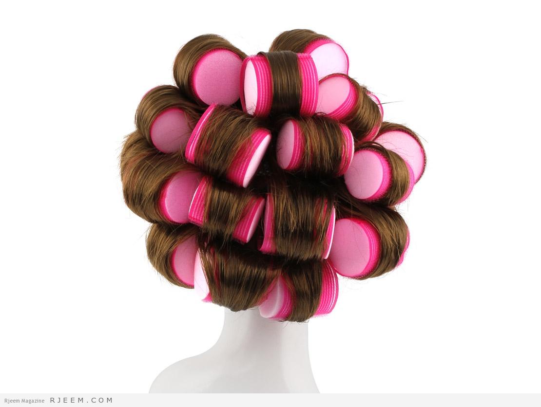 Photo of ما اسس العناية بلفافات الشعر العادية والكهربائية