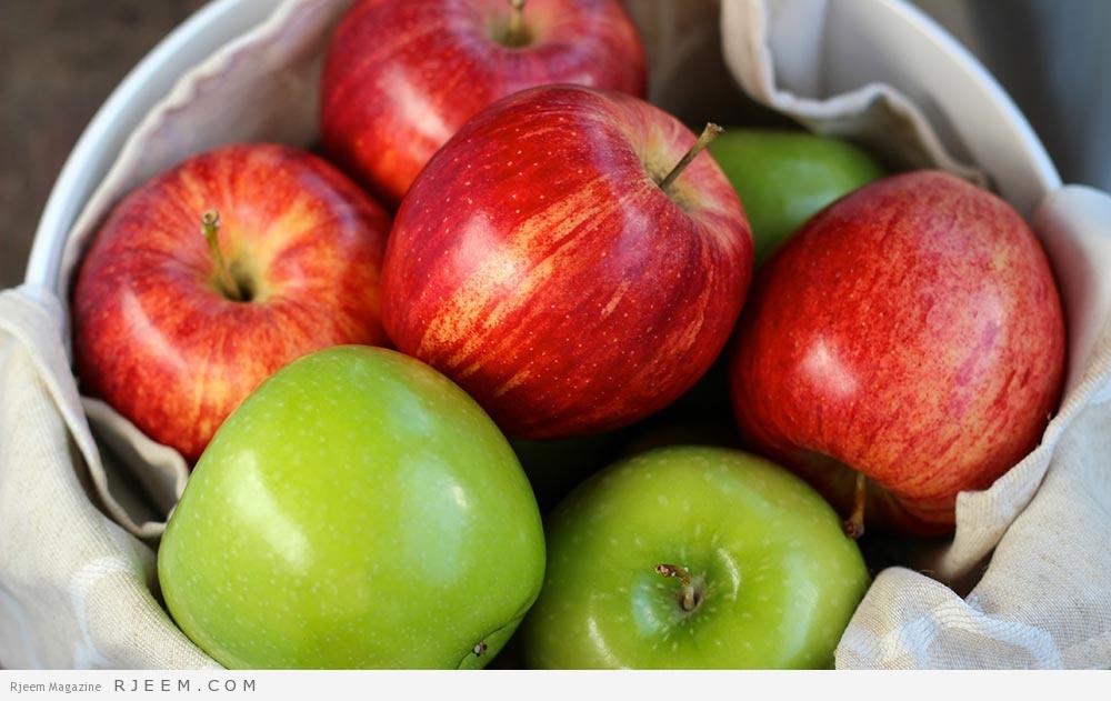 Photo of رجيم التفاح الأخضر لخسارة 5 كيلو في أسبوع