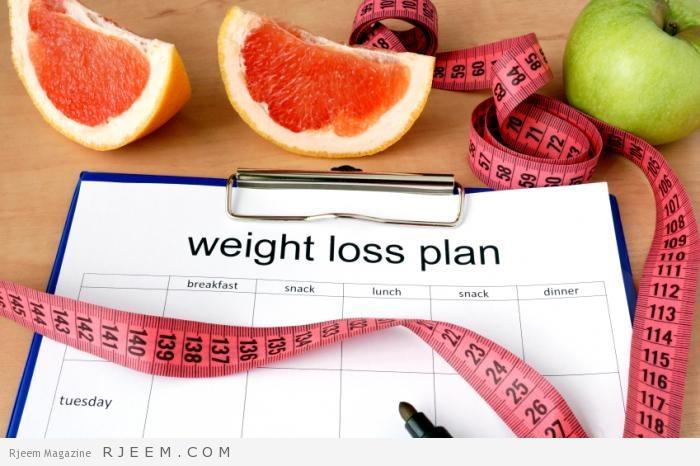 Photo of إنقاص الوزن في اسبوع