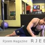 Photo of بالفيديو .. 5 تمارين لإظهار عضلات بطنك الجانبية