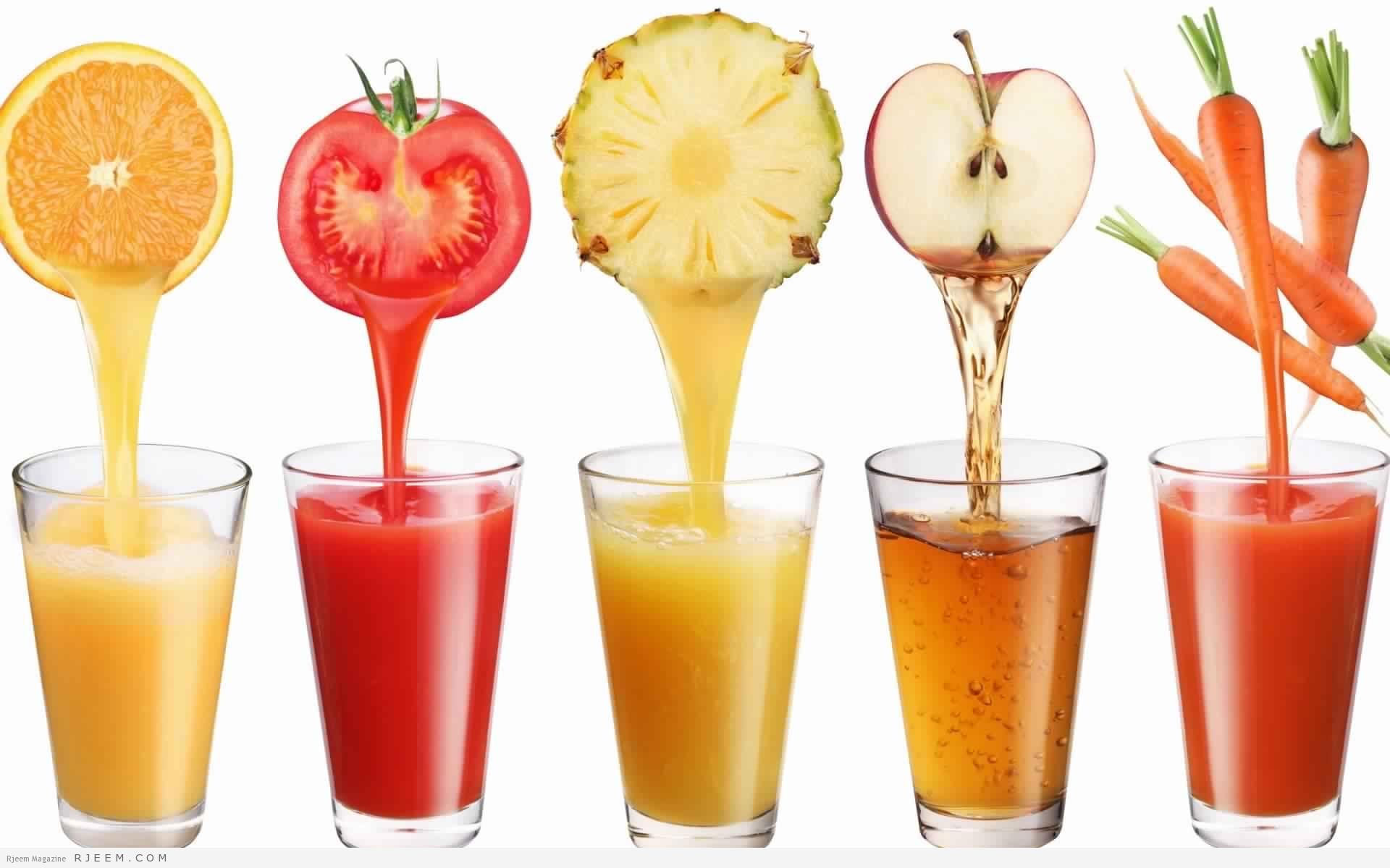 Photo of 6 مشروبات لذيذة تعمل على تخسيس الكرش بدون رجيم