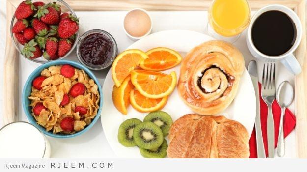 Photo of اجعل وجبة الفطور الصباحية الأكبر طوال اليوم لانقاص وزنك