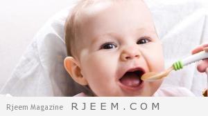 نصائح لكل أم عند تحضير طعام الطفل حديثي الولادة