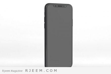 بالصور : أقرب شكل للآيفون 8 الجديد يظهر في صور مسربة