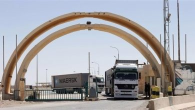 Photo of افتتاح منفذ طريبيل بين العراق والأردن تجريبياً