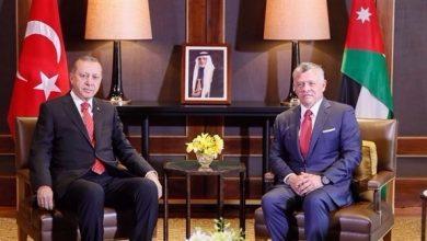 "Photo of الأردن وتركيا يدعوان إلى مفاوضات سلام ""جادة وفاعلة"""