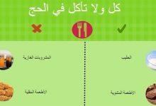 Photo of إنفوغراف24: كل ولا تأكل.. خلال الحج