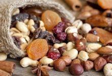 Photo of القيم الغذائية في الفواكه المجفّفة والمكسرات