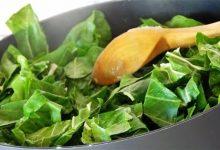 Photo of طريقة طبخ السبانخ قد تفقدها قيمتها الغذائية