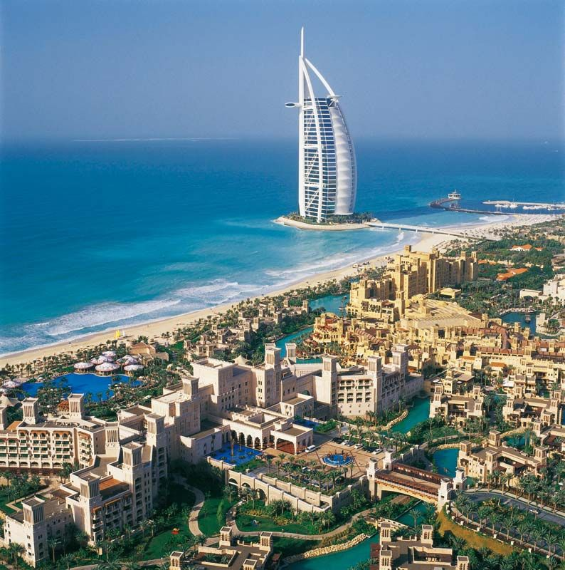 السياحة فى دبى