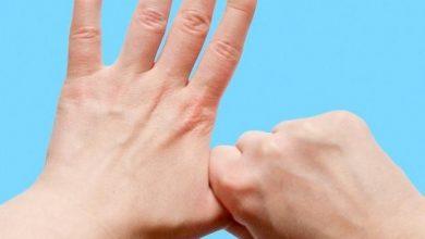 Photo of عقد يديك بطرق مختلفة يحل لك العديد من المشاكل الصحية