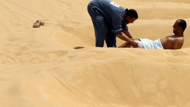 Photo of حمامات الرمل من المغرب الى السعودية.. هل هي مفيدة حقاً؟