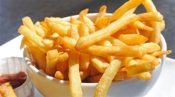 القيم الغذائية في البطاطس المقلية والمقدار الصحي منها مجلة رجيم