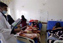 Photo of اليونيسف: إصابات الكوليرا في اليمن تتجاوز 680 ألف حالة