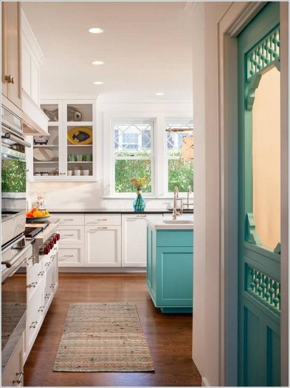 10 افكار لتصميم باب المطبخ بطريقة عصرية مجلة رجيم
