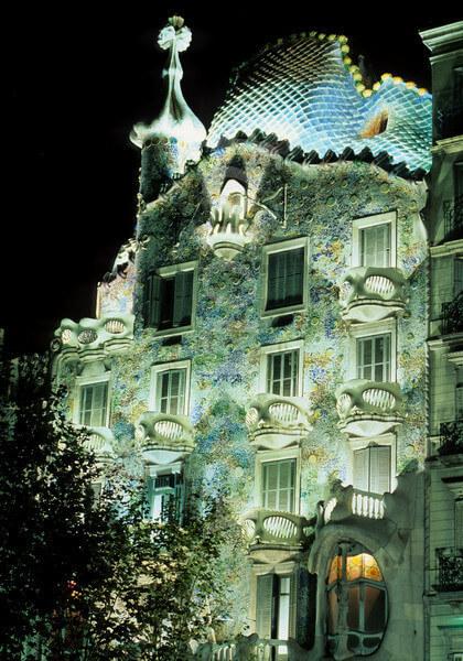 Casa Batllo (GaudÃ) Barcelona