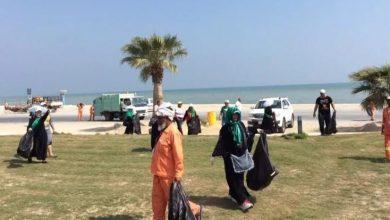 Photo of بالصور.. 100 فلبيني يتطوعون لتنظيف شاطئ العقير بالأحساء