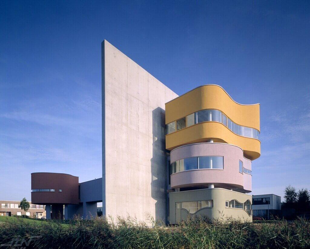Noorderzon 2005 Wall House