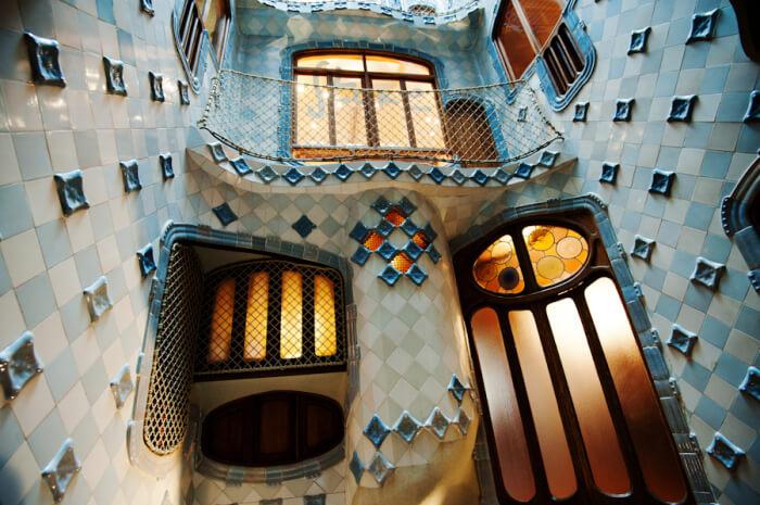 Casa-Batllo-Tile-Interior