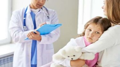 Photo of أعراض اللحمية عند الأطفال