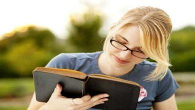 Photo of موضوع تعبير عن القراءة