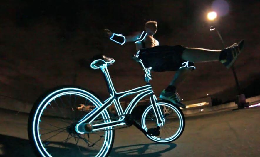 el-light-bike