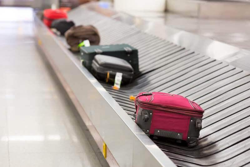 تحضير حقيبة السفر