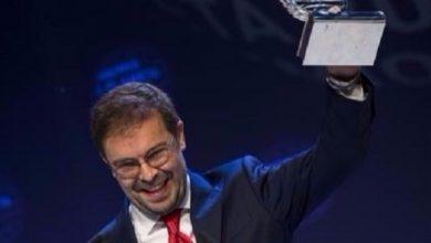 Photo of فوز الكاتب الأسباني خافيير سييرا بجائزة بلانيتا الأدبية