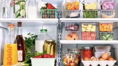 Photo of 8 أشياء عليك مراعاتها عند ترتيب الأطعمة في الثلاجة