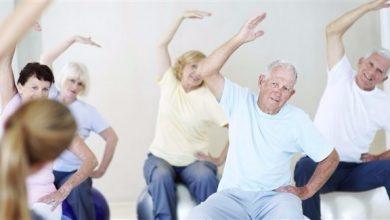 Photo of تمارين تقوية العضلات مهمة في الكِبر أيضاً