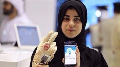 Photo of قفاز يترجم بالصوت لغة الإشارة الخاصة بأصحاب الهمم في دبي