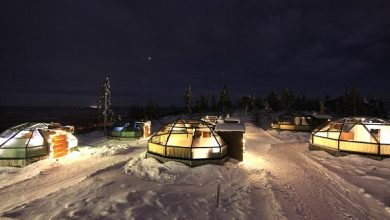 Photo of بالصور: فندق من 24 قبة لمشاهدة أضواء الشمال الساحرة