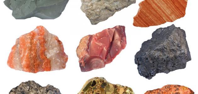 الصخور الرسوبية