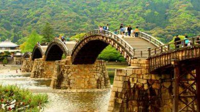 Photo of معلومات عن جسر ايواكوني