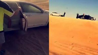 Photo of بالفيديو: في كمين محكم.. ضبط 5 شبّان امتهنوا سرقة المركبات والتفحيط عليها وإتلافها