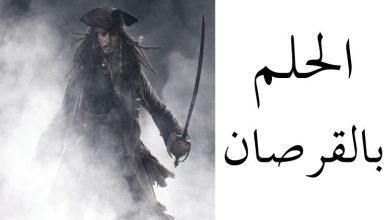 Photo of تفسير الحلم بالقرصان في المنام