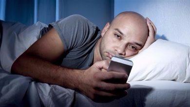 Photo of اضطرابات النوم تنذر بآلام الساقين