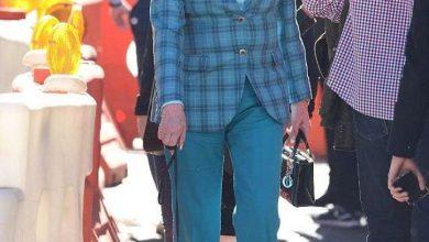 "Photo of إطلالة جريئة لـ "" إيفانا ترامب "" دون ابتسامة"