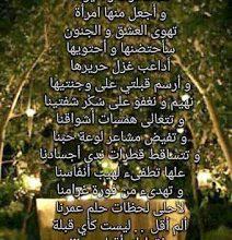 Photo of شعر غزل : أجمل عبارات الحب وأحلى الكلمات الغزلية