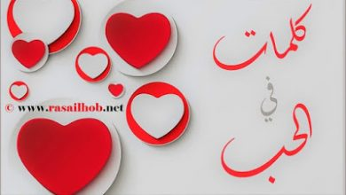 Photo of كلمات في الحب والغرام