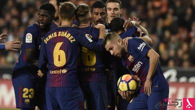 Photo of الدوري الإسباني: برشلونة يعود من ميستايا بنقطة ثمينة