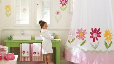 Photo of ديكور حمامات اطفال 13 تصميم بالالوان والمرح لحمامات الاطفال
