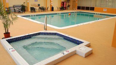 Photo of تصميم حمامات سباحة داخلية وأكثر من 20 تصميم لديكور برك سباحة