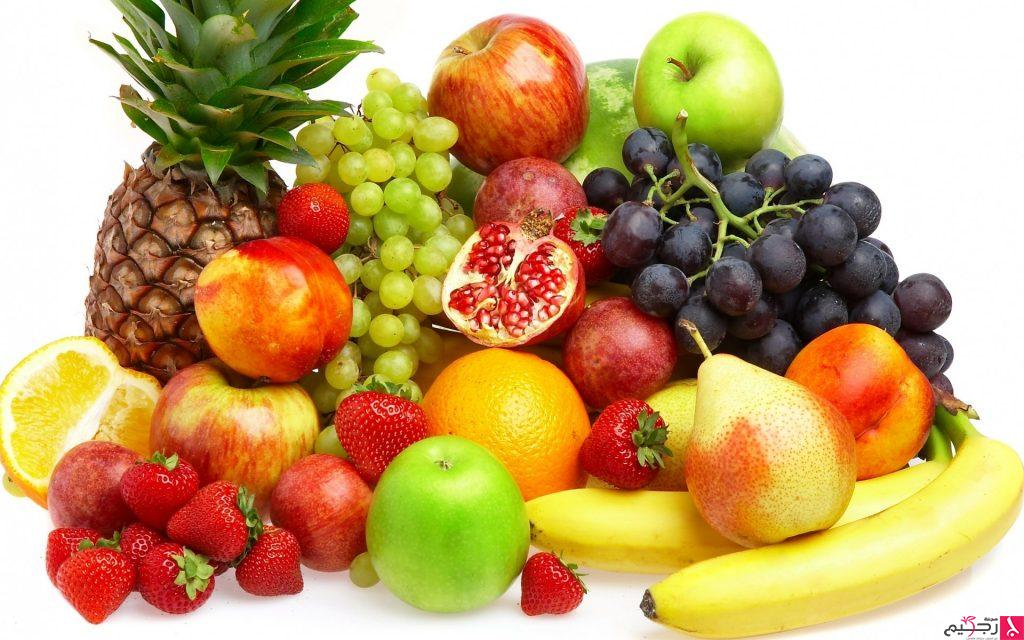 أنواع الفاكهة المفيدة للحامل والجنين مجلة رجيم