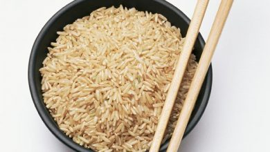 Photo of القيمة الغذائية للأرز البني
