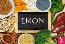 Photo of اهم الأغذية التي تحتوى على عنصر الحديد