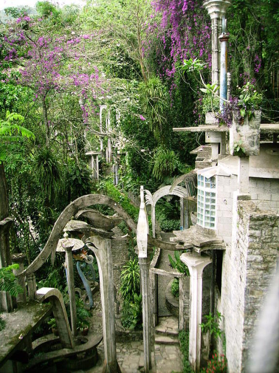 اغرب الحدائق في العالم